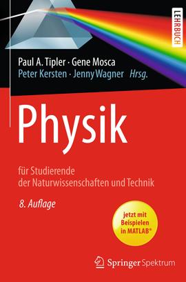 Cover zu Tipler - Physik