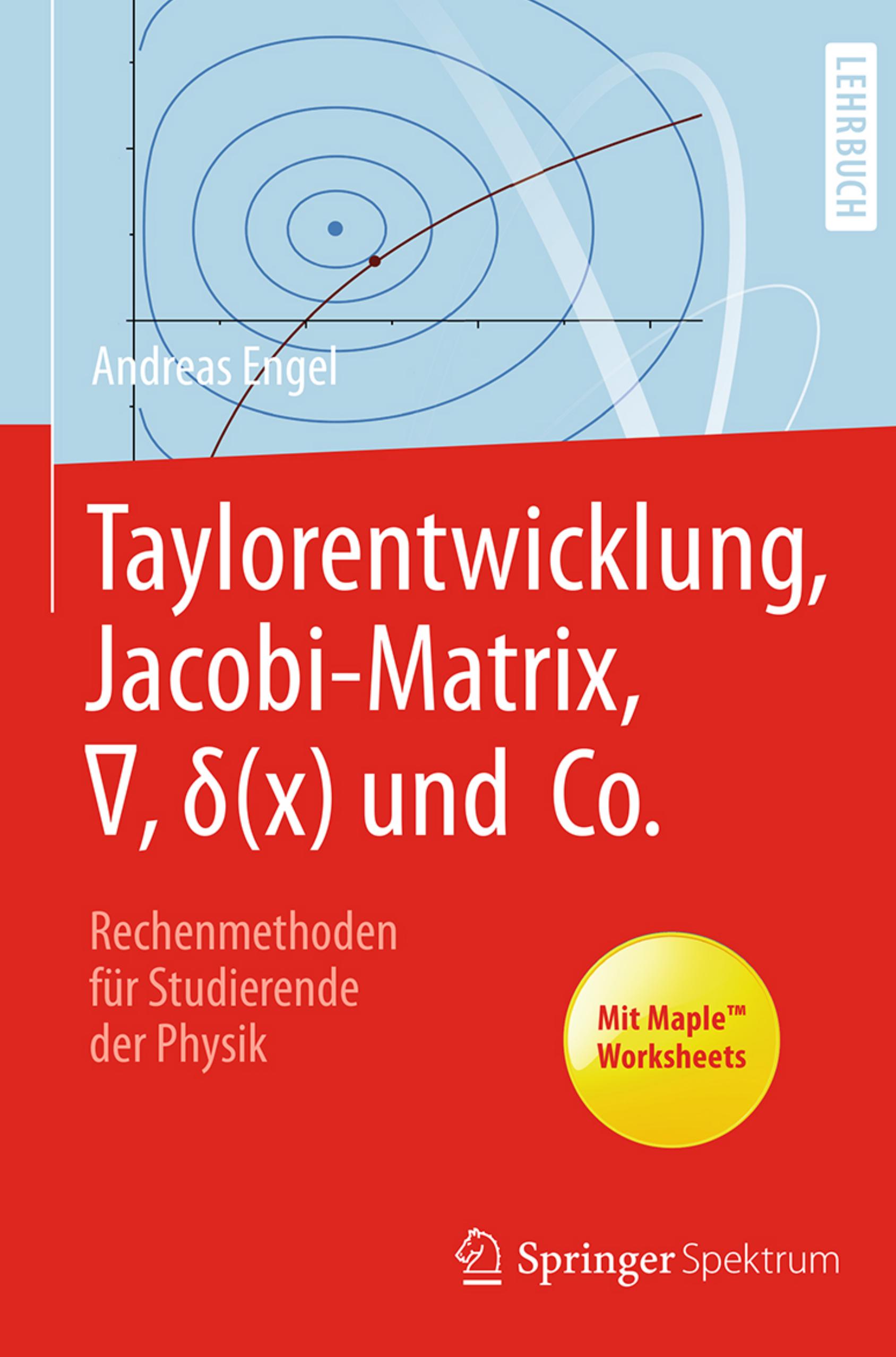 Cover zu Engel - Taylorentwicklung, Jacobi-Matrix, Nabla, Delta